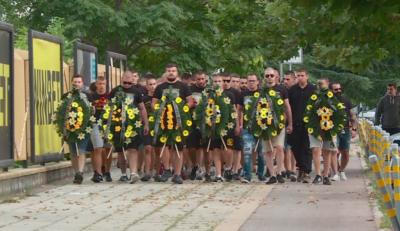 6 месеца след убийството на Тоско Бозаджийски в Гърция: организираха бдение в негова памет