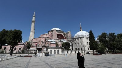 """Руският патриарх призова Турция да внимава със """"Света София"""""""