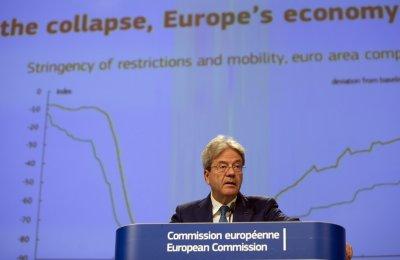 ЕК: Икономическата рецесия ще бъде по-голяма от очакваното