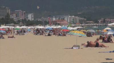 Пълни плажове по Южното ни Черноморие