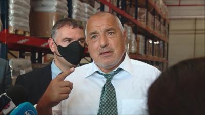 Бойко Борисов потвърди, че си е разменял есемеси с Пламен Бобоков