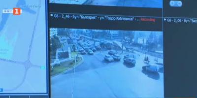 """Започна реконструкция на нов участък на бул. """"България"""""""