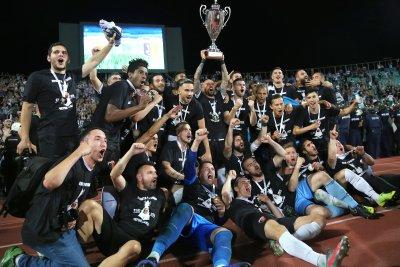 9 души са задържани на мача ЦСКА - Локомотив (Пловдив)