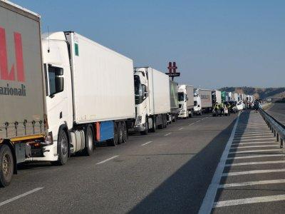 """3 км опашка от коли и камиони на """"Кулата"""""""