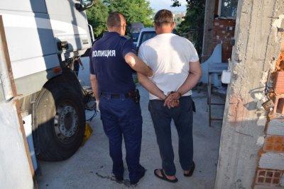 18 задържани при полицейска акция в Гоце Делчев