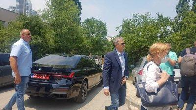 Пламен Бобоков за пореден път на разпит в Следствието