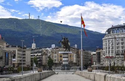 Откраднаха 1 млн. еврo от къща в Скопие