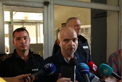 От МВР призоваха протестиращите да не се поддават на провокации