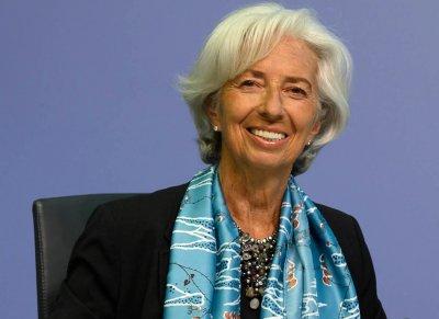Шефът на ЕЦБ Кристин Лагард поздрави Борисов за приемането ни в чакалнята на еврозоната