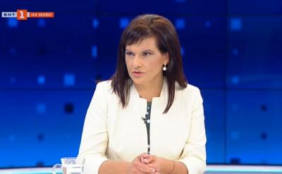 Дариткова: Изказването на президента за правомощията по Закона за НСО е бягство от отговорност