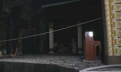След пожара в Русенската опера: Какво е спасено от огнеборците?