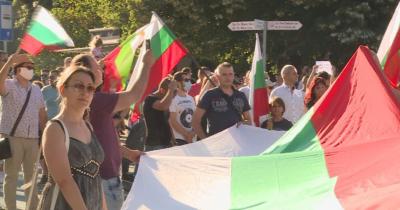 Протести във Варна, Бургас и Русе