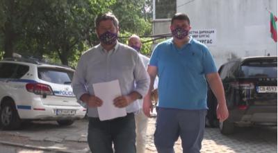 """Лидерът на """"Да, България"""" подаде жалба срещу охранители на парк """"Росенец"""""""
