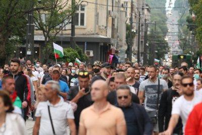 """Лекарски призив към протестиращите: Спазвайте трите """"Д""""-та"""