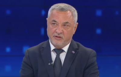 Валери Симеонов: НСО продължава да бъде служба извън закона и Конституцията