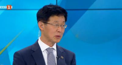 Посланикът на Р. Корея у нас: И в бъдеще сътрудничеството между двете държави ще се развива