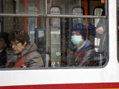9 протокола за неносене на маски в 140 автобуса в Пловдив