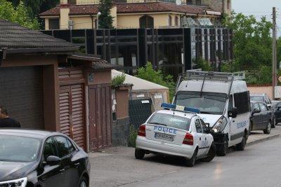 Спецпрокуратурата провежда акция в дома на столичен бизнесмен (СНИМКИ)