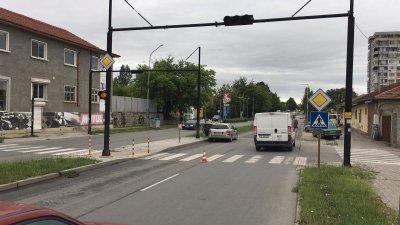 Автомобил блъсна двама пешеходци в Шумен