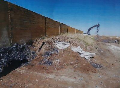 Над 180 тона са загробените опасни отпадъци до Червен бряг