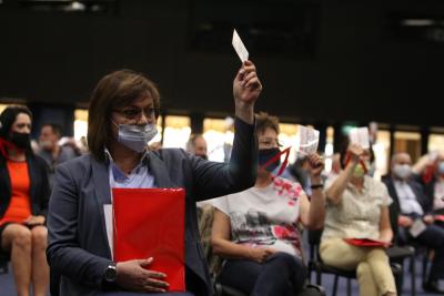Корнелия Нинова: Партията подкрепя и участва в мирните протести
