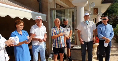 """Ахмед Доган и Мустафа Карадайъ с изказване за протестите в """"Росенец"""""""