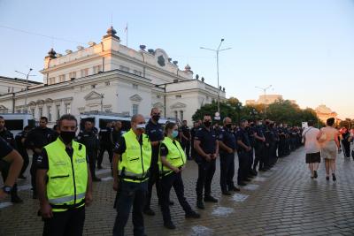 На живо: Главният секретар на МВР: Българската полиция не е враг на никого
