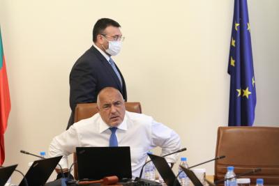 Очаква се министрите Горанов, Маринов и Караниколов да подадат поисканите им оставки