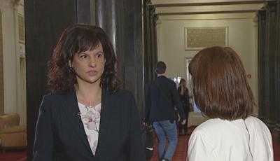 Даниела Дариткова, ГЕРБ: Нямаме притеснения да изложим контрааргументи срещу вота