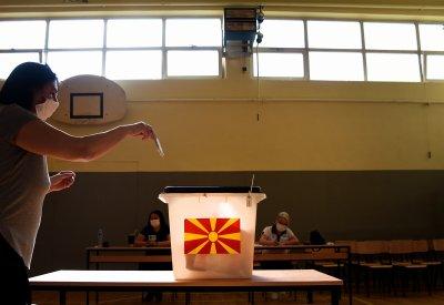 Финален ден на изборите в Северна Македония