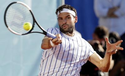 Григор Димитров се включва в демонстративен турнир в Мексико