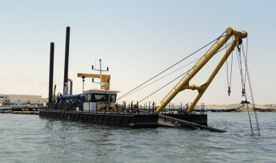 Нова техника за 6,1 млн. лв ще подобрява плавателния път по Дунав