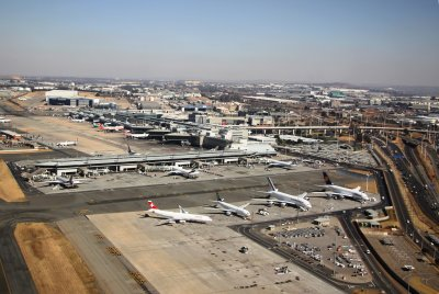 Двама убити след престрелка на летището в Йоханесбург