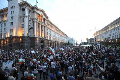 Седми ден на протести в София (обобщение)