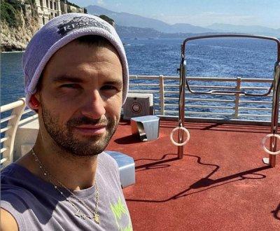 Григор Димитров потвърди в Инстаграм: Вече нямам коронавирус