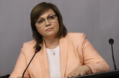 Корнелия Нинова: Истинската управляваща коалиция ГЕРБ - ДПС се разпада