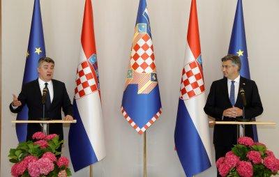 Пленкович получи мандат за съставяне на правителство в Хърватия