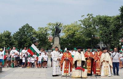 Карлово отбелязва 183 години от рождението на Васил Левски