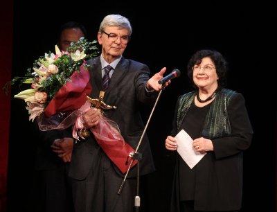 Почина актьорът Васил Стойчев. Поклон пред светлата му памет!