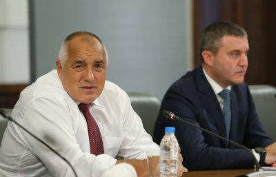 Премиерът поиска оставките на министрите Владислав Горанов, Младен Маринов и Емил Караниколов
