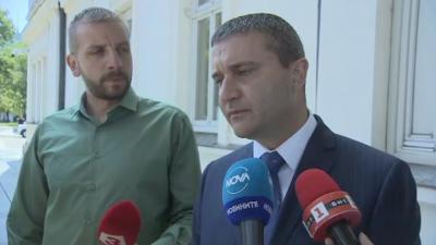 Горанов: Няма причина да се оттеглям, искам конкретни примери, които да ме обвържат с ДПС