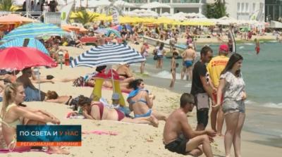 Повече спасители на варненските плажове