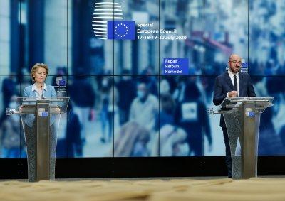 Европейските лидери договориха бюджет от 1, 824 трилиона евро