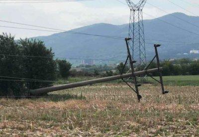 Мъж загина от токов удар по време на кражба на електроенергия