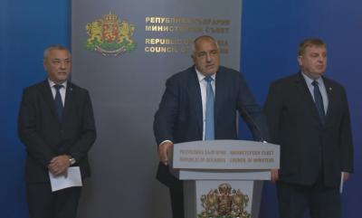 Рокади в кабинета: Сменят петима министри