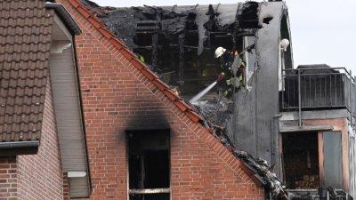 Малък самолет се вряза в сграда в Германия, жертвите са най-малко три
