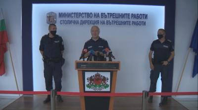 СДВР: Няма задържани след вчерашните протести