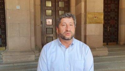 Христо Иванов внесе сигнали до ВСС и правосъдния министър за отстраняване на Гешев