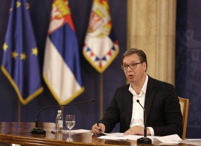Партията на Вучич иска мандат за съставяне на правителство