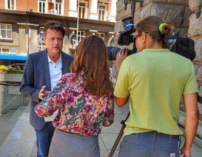 Поглед отвън: Журналист от Австрия с коментар за протестите у нас